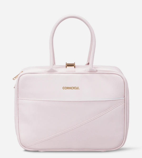 Corkcicle Lunch Box - Baldwin Boxer Rose Quartz