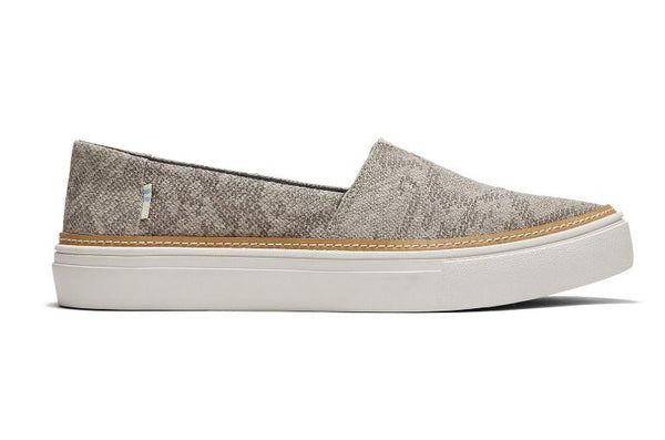 Toms Parker Shoes - Snake