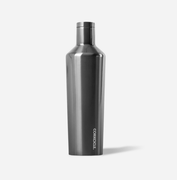 Corkcicle 16 oz. Metallic Canteen - Gunmetal