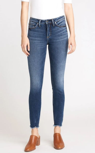 Silver Jeans Most Wanted Skinny