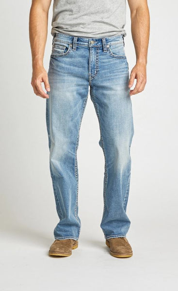 "Silver Jeans Gordie Loose Fit - 30"" Inseam"