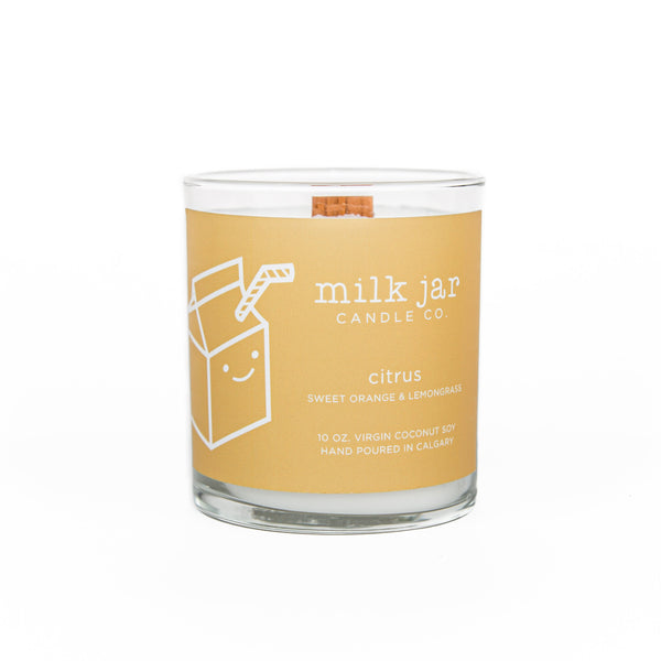 Milk Jar - Citrus Essential Oil