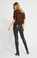 Gentle Fawn Donovan Leggings - Faux Leather