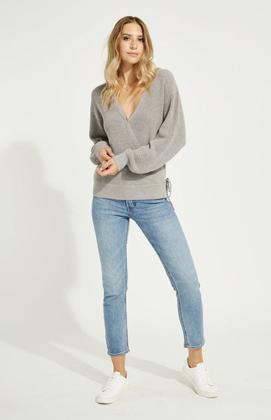 Gentle Fawn Camille Sweater - Oatmeal