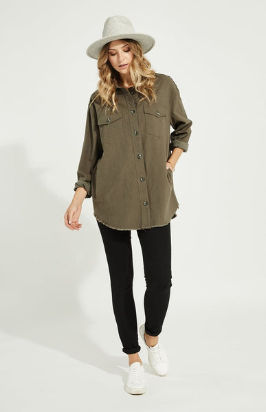 Gentle Fawn Guide Jacket - Sage