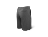 Saxx - 2n1 New Frontier Shorts - Black Heather