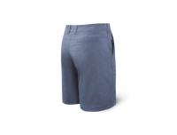 Saxx - 2n1 New Frontier Shorts - Navy Heather