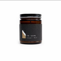 Field Kit - The Sauna Glass Candle