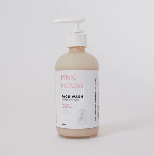 Pink House - Fresh Louelza - Face Wash