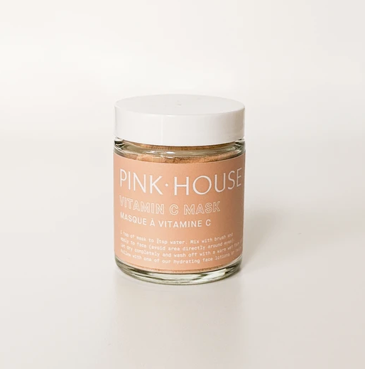 Pink House - Vitamin C Mask