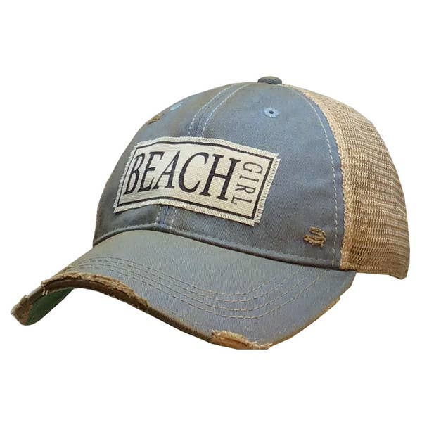 Vintage Cap - Beach Girl