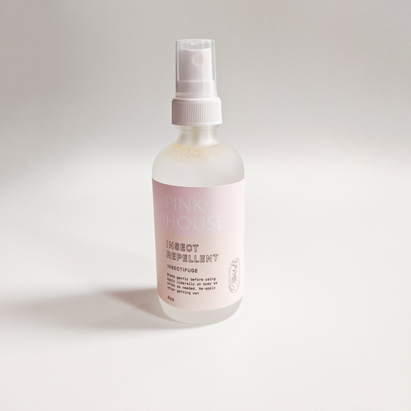 Pink House - Insect Repellent Spray