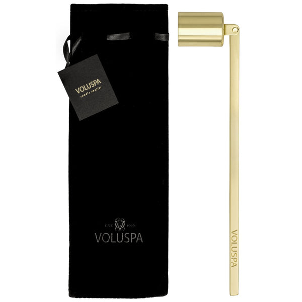 Voluspa Wick Snuffer - Gold