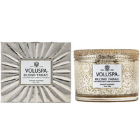 Voluspa Boxed Corta Maison Candle w/ Lid - Blond Tabac