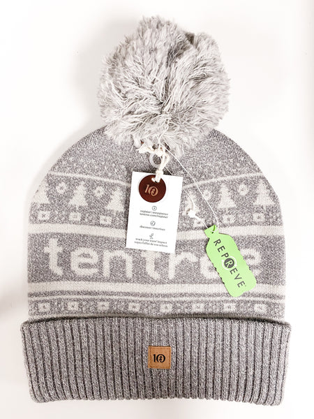 Ten Tree Cabin Toque - Grey