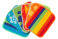 Rainbow Scrubbies