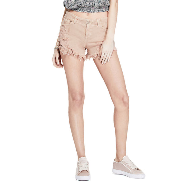Guess Distressed Rose Shorts
