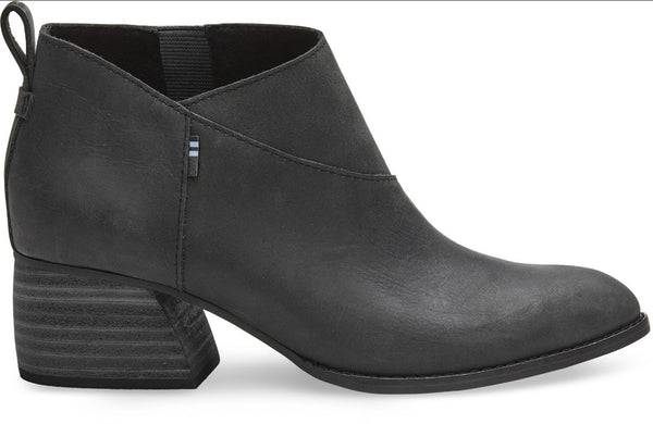 Toms Leilani Boot - Black