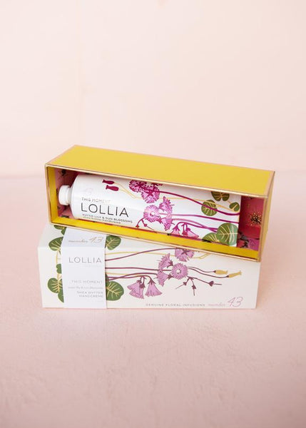 Lollia This Moment Shea Butter Handcreme