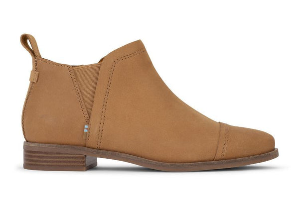 Toms Reese Booties - Tan