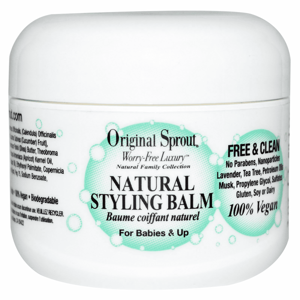 Original Sprout Classic Styling Balm 2 oz