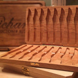 1932 Wood Carving Knife Display Box - Warther Cutlery