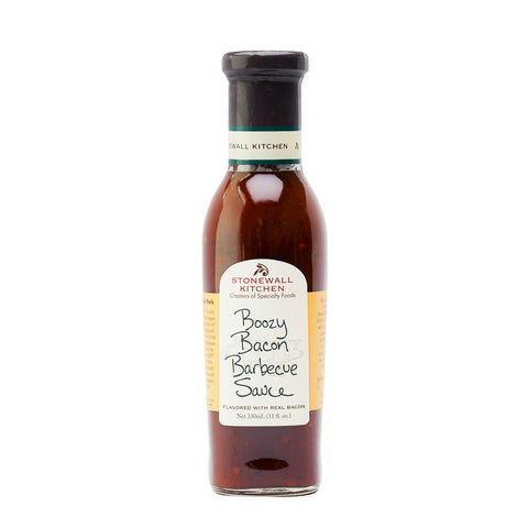 Boozy Bacon BBQ Sauce - Warther Cutlery