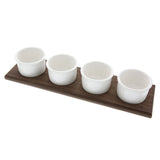 Relish Tray w\ Dishes