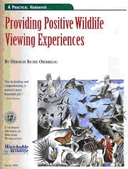 Providing Positive Wildlife Viewing Experiences