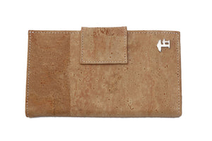 Reva | Cork Wallet For Women - CorkStyle Shop