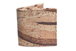Sam | Cork Wallet For Men - CorkStyle Shop
