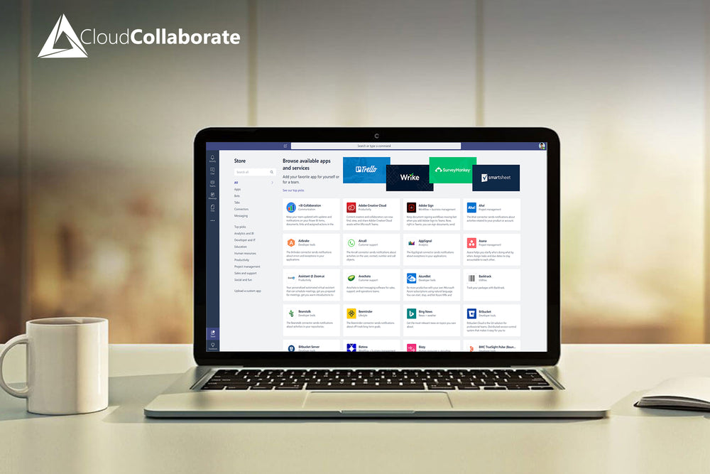 CloudCollaborate - Teams Quickstart