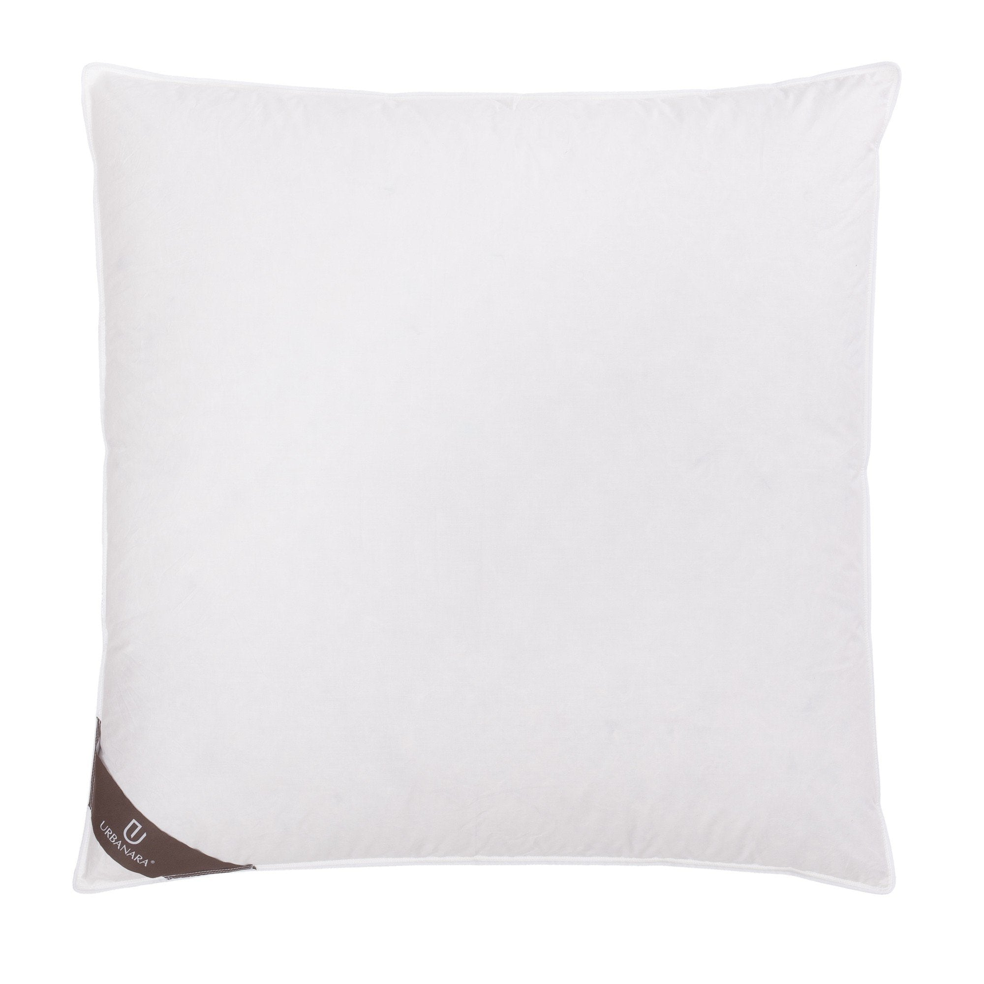 Varde pillow, white, 60% duck down & 40% duck feathers