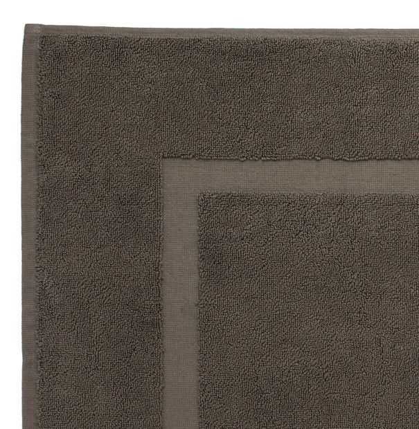 Grey brown Penela Badematte | Home & Living inspiration | URBANARA