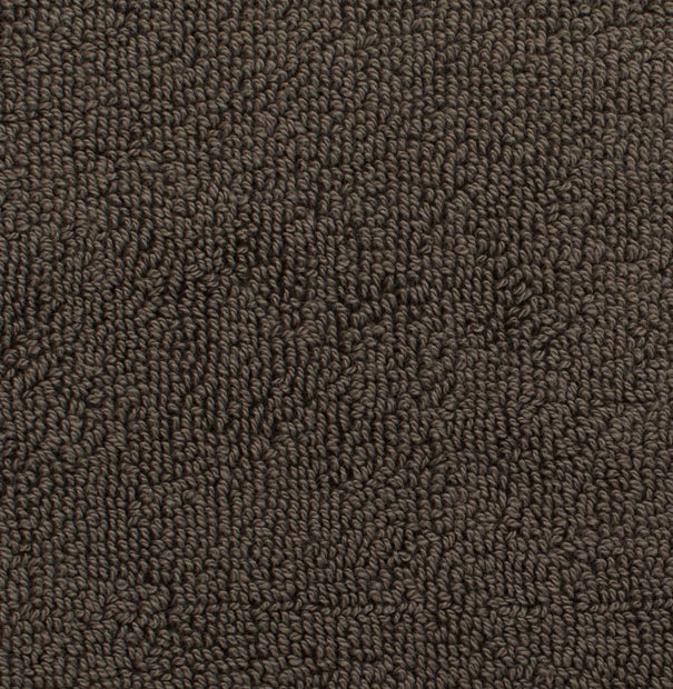 Penela bath mat, grey brown, 100% egyptian cotton | URBANARA bath mats