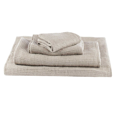 Neris hand towel, natural, 100% linen
