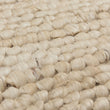 Salaya Rug ivory, 90% jute & 10% cotton | High quality homewares