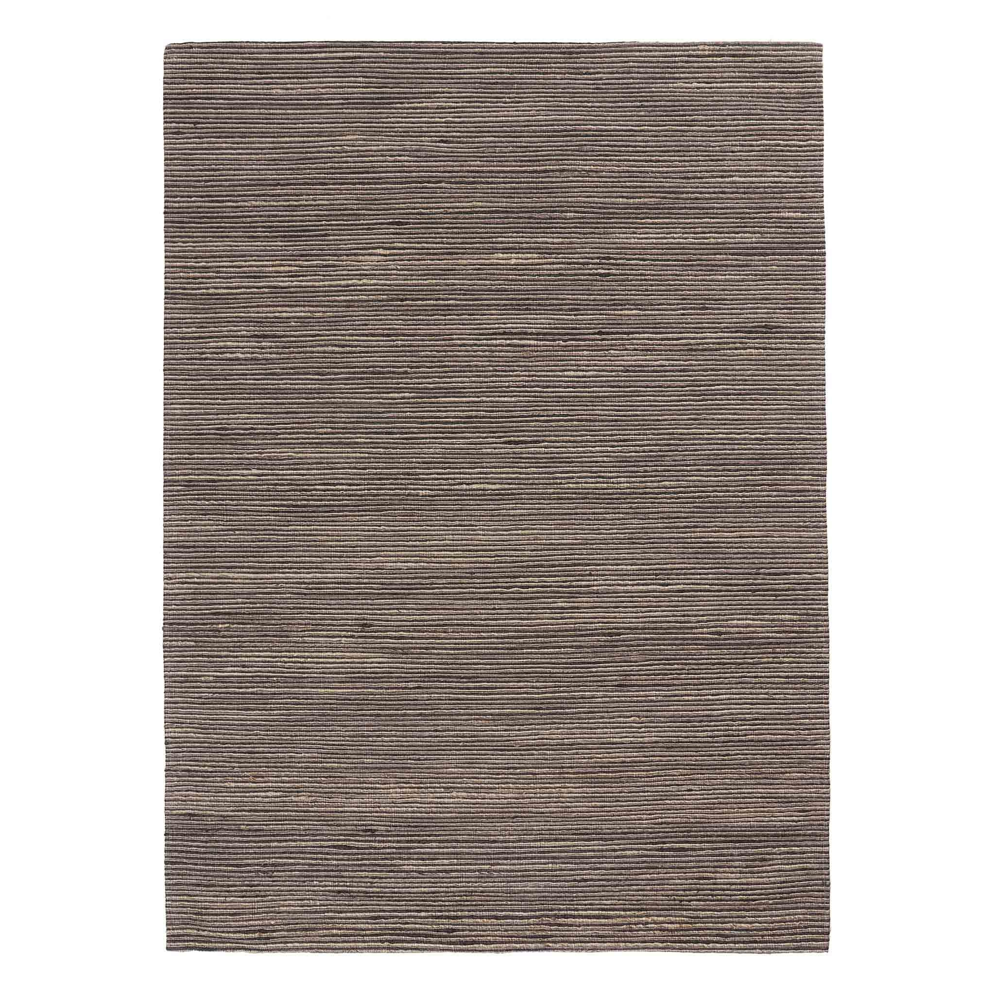 Sanali Rug in natural white & stone grey & charcoal | Home & Living inspiration | URBANARA
