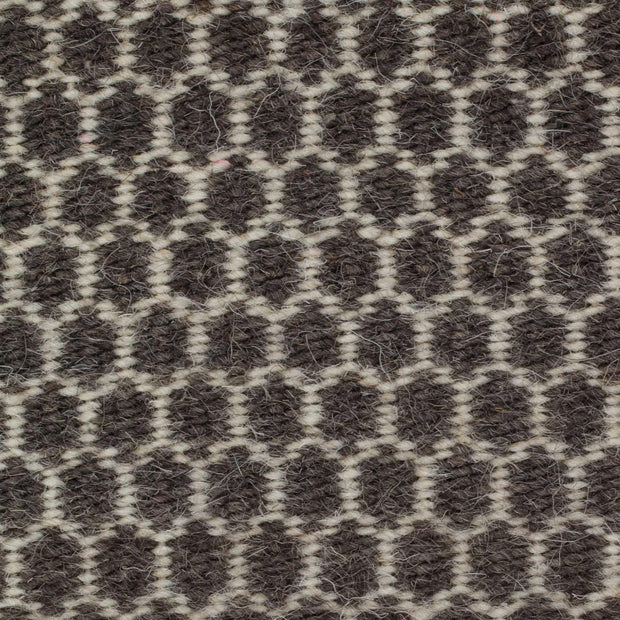 Mazan rug in grey & off-white, 50% cotton & 50% new wool |Find the perfect wool rugs