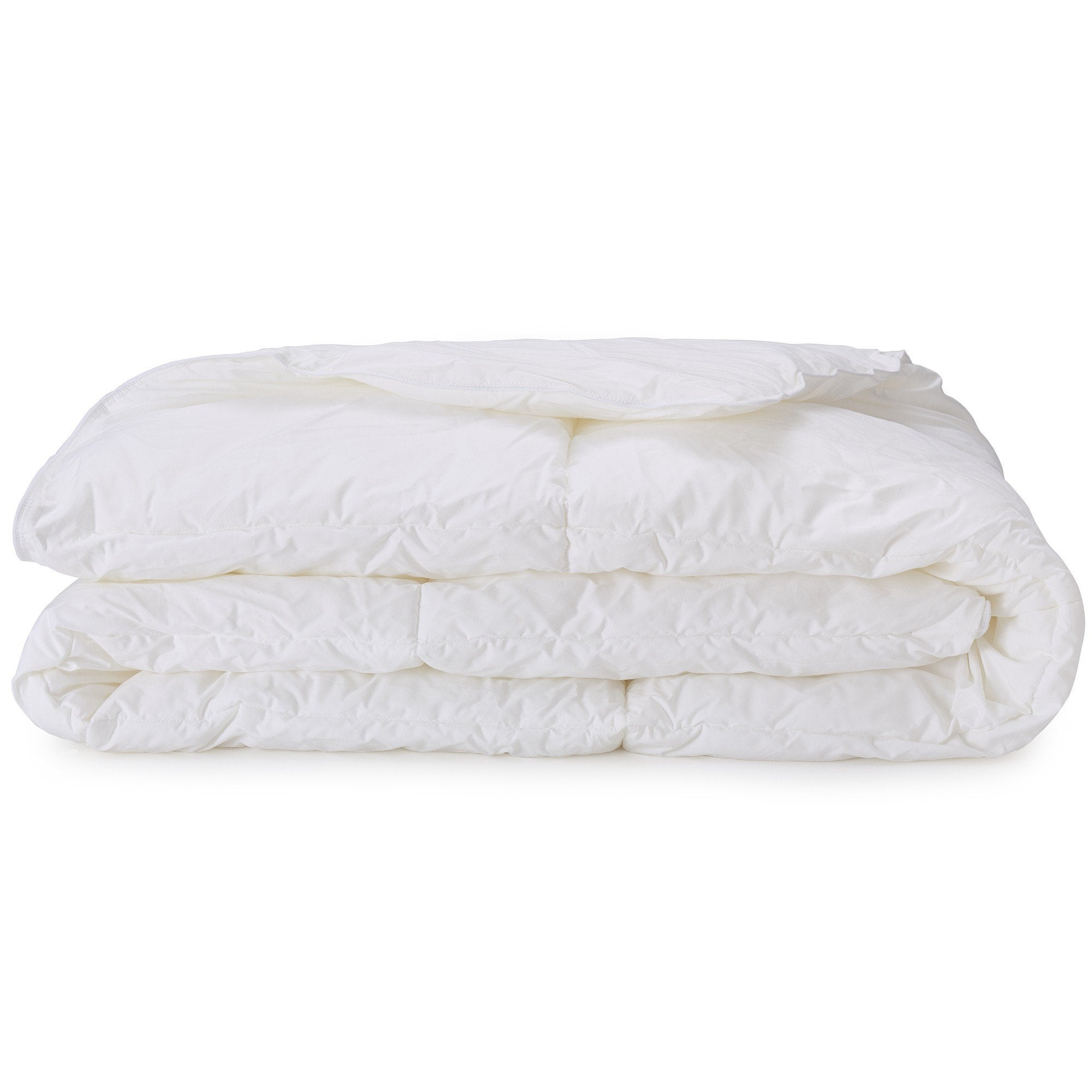 Karp duvet, white, 10% cotton & 90% polyester