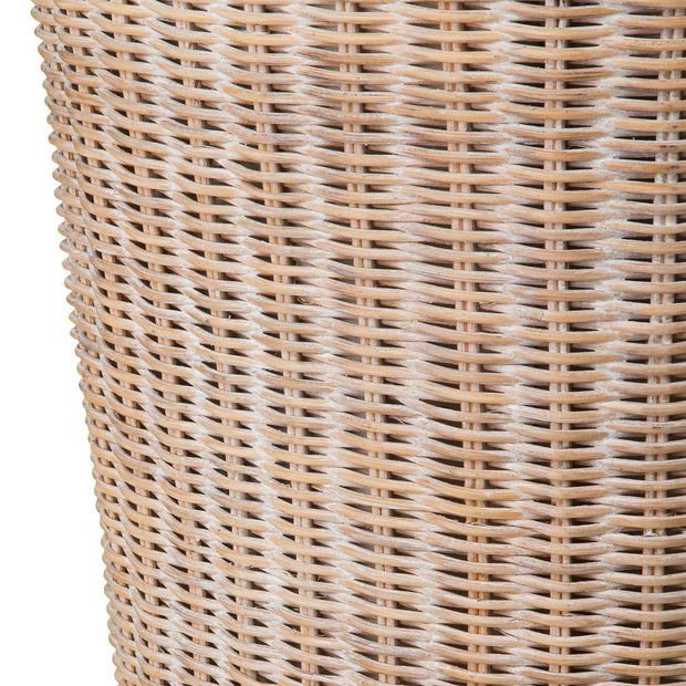 Tinggi laundry basket in chalk white, 100% rattan |Find the perfect laundry baskets