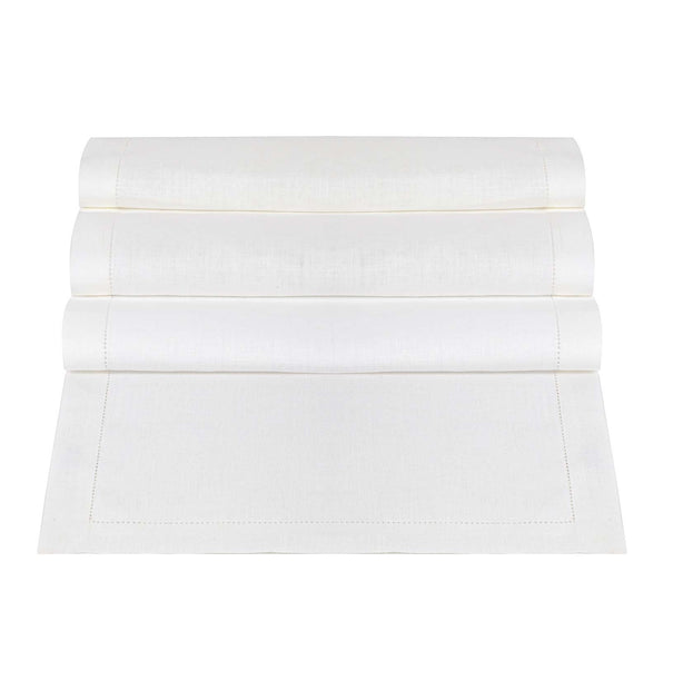 Cavaillon Table Runner [White]