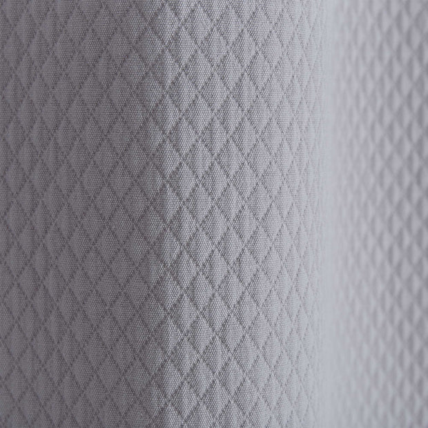 Proaza shower curtain in light grey, 100% cotton |Find the perfect bathroom accessories