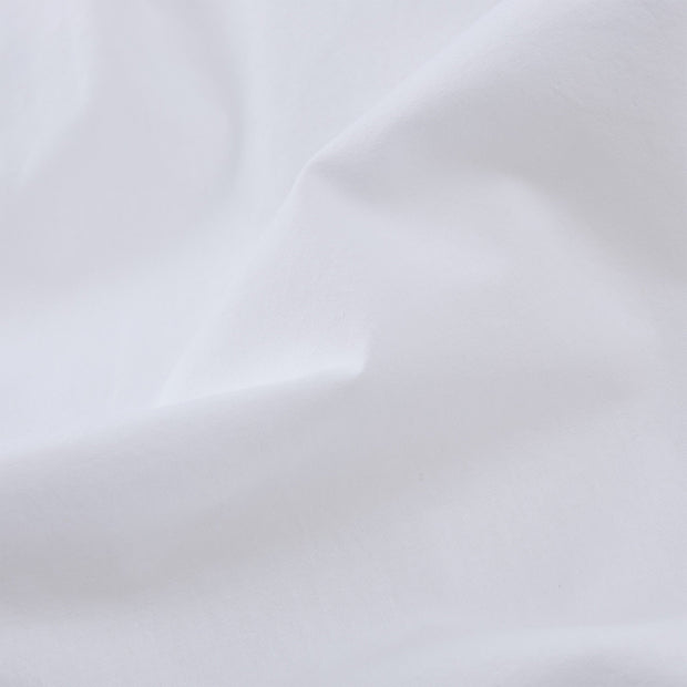Luz duvet cover, white, 100% cotton |High quality homewares