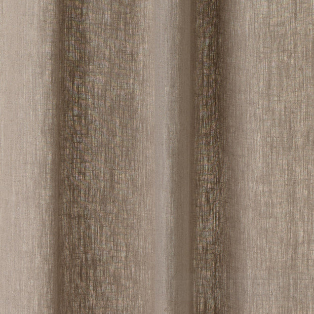 Fana curtain, natural, 100% linen | URBANARA curtains