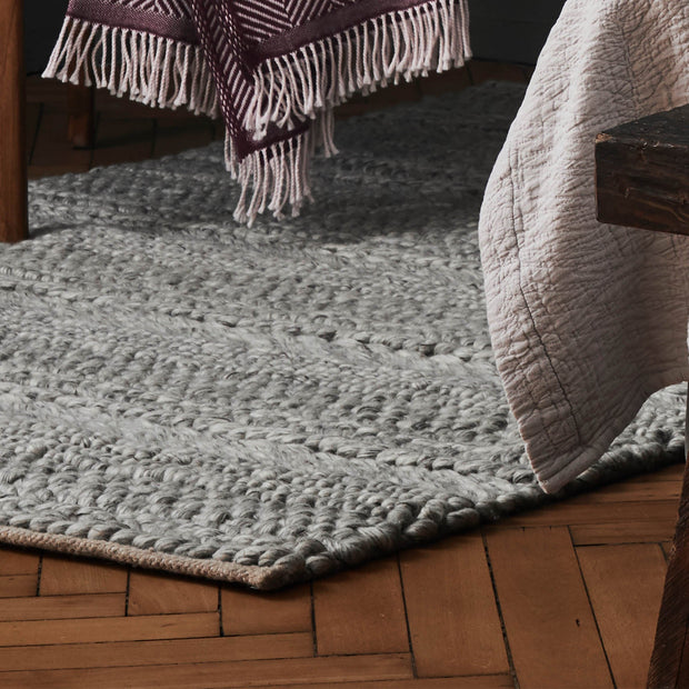 Kalgi Rug in off-white & grey & light brown | Home & Living inspiration | URBANARA