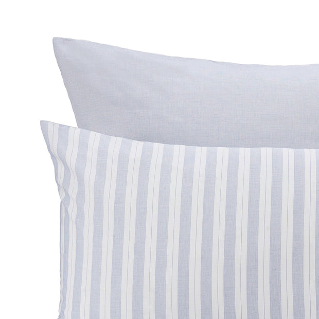 Izeda duvet cover, blue & white, 100% cotton |High quality homewares