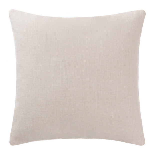 Camber cushion cover in yellow & grey & natural, 100% linen |Find the perfect cushion covers