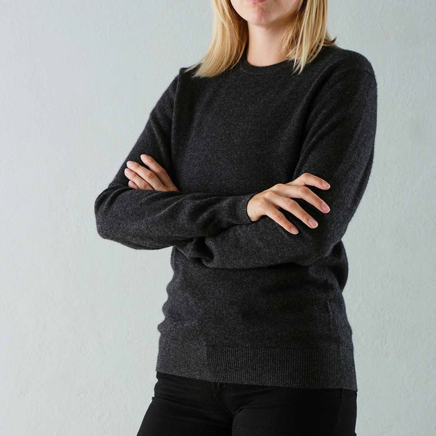 Charcoal Nora Pullover | Home & Living inspiration | URBANARA