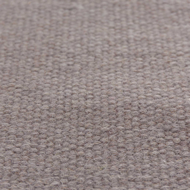 Luma rug, grey, 100% wool |High quality homewares